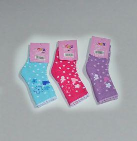 Бебешки термо чорапи