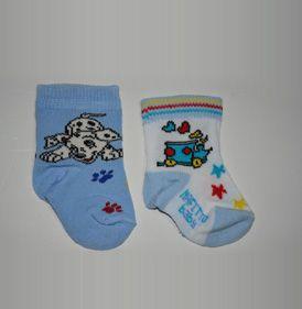 Бебешки чорап