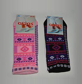 Дамски чорап - маратонка