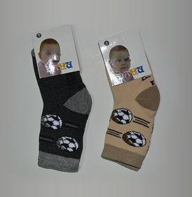 Бебешки термо чорап