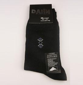 Мъжки чорап памук и ликара